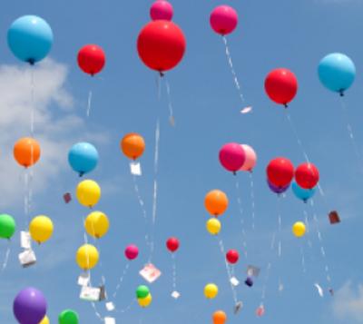 Gökyüzü - Balon